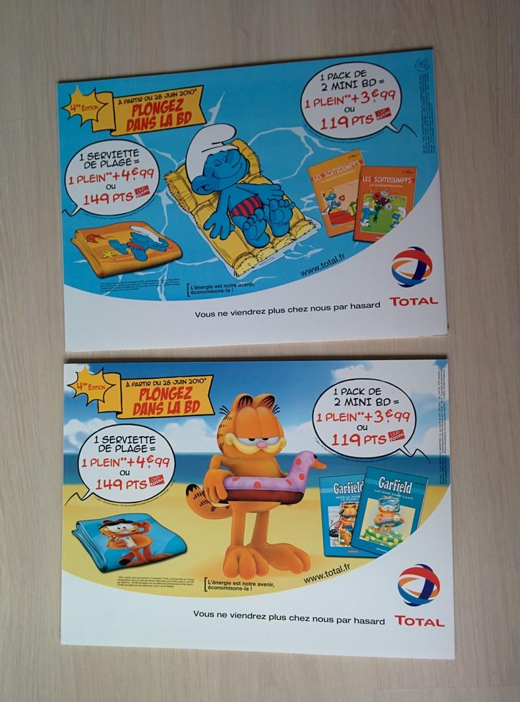 Serviette De Plage Garfield.Total Serie D Objets